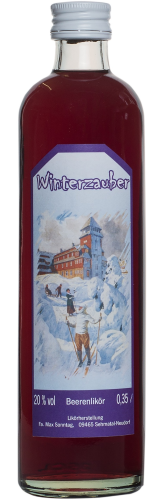 Winterzauber 20% Vol.